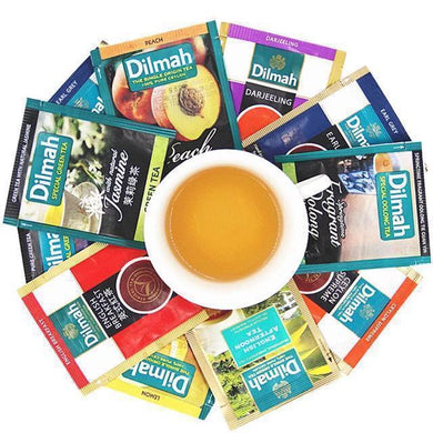 Dilmah Enveloped Herbal Tea Bags 100s