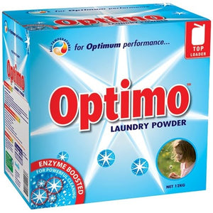Optimo Top Loader Laundry Powder