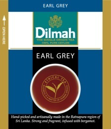 Dilmah Earl Grey Enveloped Tea Bags 500s