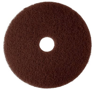"3M Floor Pad 16"" Brown"