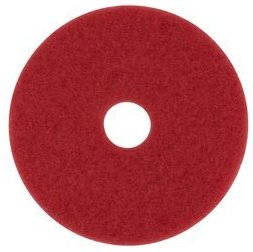 "3M Floor Pad 16"" Red"