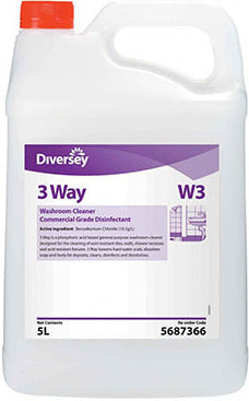 Diversey 3 Way Washroom Cleaner