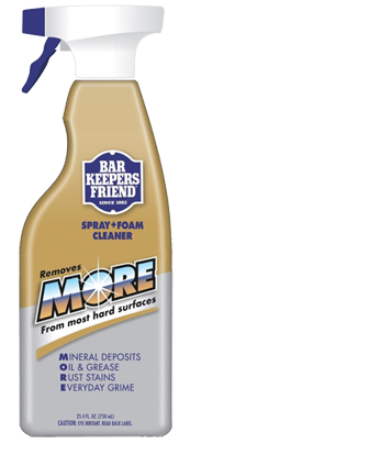 Bar Keepers Friend MORE Spray & Foam 750ml