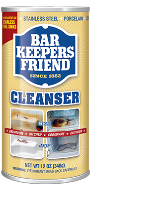 Bar Keepers Friend Cleanser 595g
