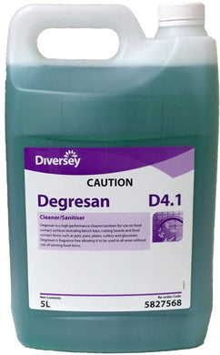 Diversey Degresan Cleaner/Sanitiser