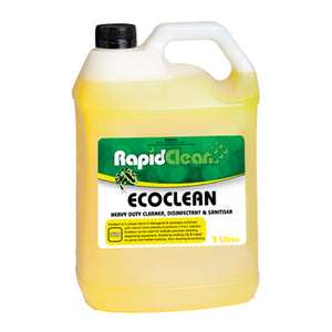 Rapidclean Ecoclean Heavy Duty Cleaner