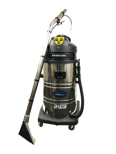 Cleanstar Ex-Factor Extraction, Wet & Dry Vacuum 80L - VC80LX