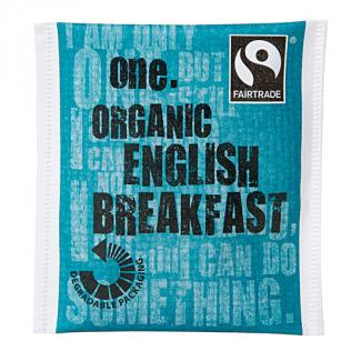 Healthpak One Fairtrade English Breakfast Tea Bags