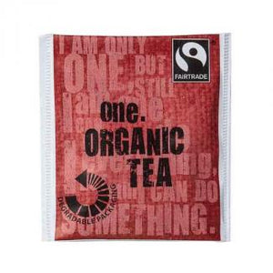 Healthpak One Fairtrade Organic Tea Bags