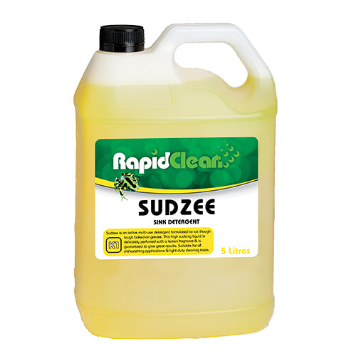 Rapidclean Lemon Sudzee Manual Dishwashing Liquid