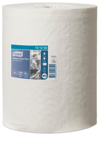 Tork 101250 Centrefeed M2 White 2-Ply Paper Towel Roll