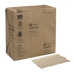 Tork Xpressnap Natural Dispenser Napkin
