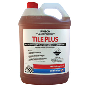 Whiteley Tile Plus Heavy Duty Tile & Grout Cleaner 5L