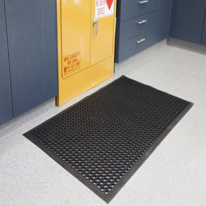 Worksave Junior Black Mat - Anti-Fatigue Matting
