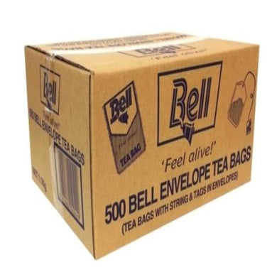 Bell Tea Bags Enveloped 500s