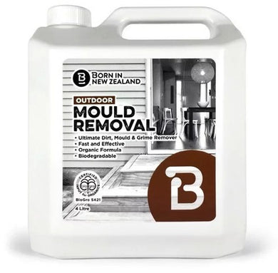 Born In New Zealand - Outdoor Mould Removal