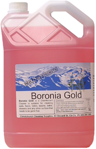 CCS Boronia GOLD Disinfectant/Cleaner 5L
