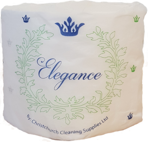CCS Elegance Wrapped 2 ply T/Rolls 400s x 48