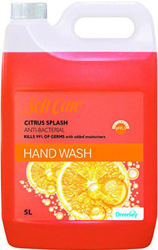 Diversey Softcare Citrus Splash Anti-Bacterial Hand Wash