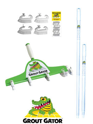 Cleanstar Grout Gator Complete