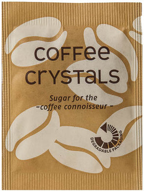 Healthpak Cafe Style Coffee Crystal Sugar Sachets