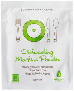 Healthpak Completely Clean Dishwashing Powder Sachets