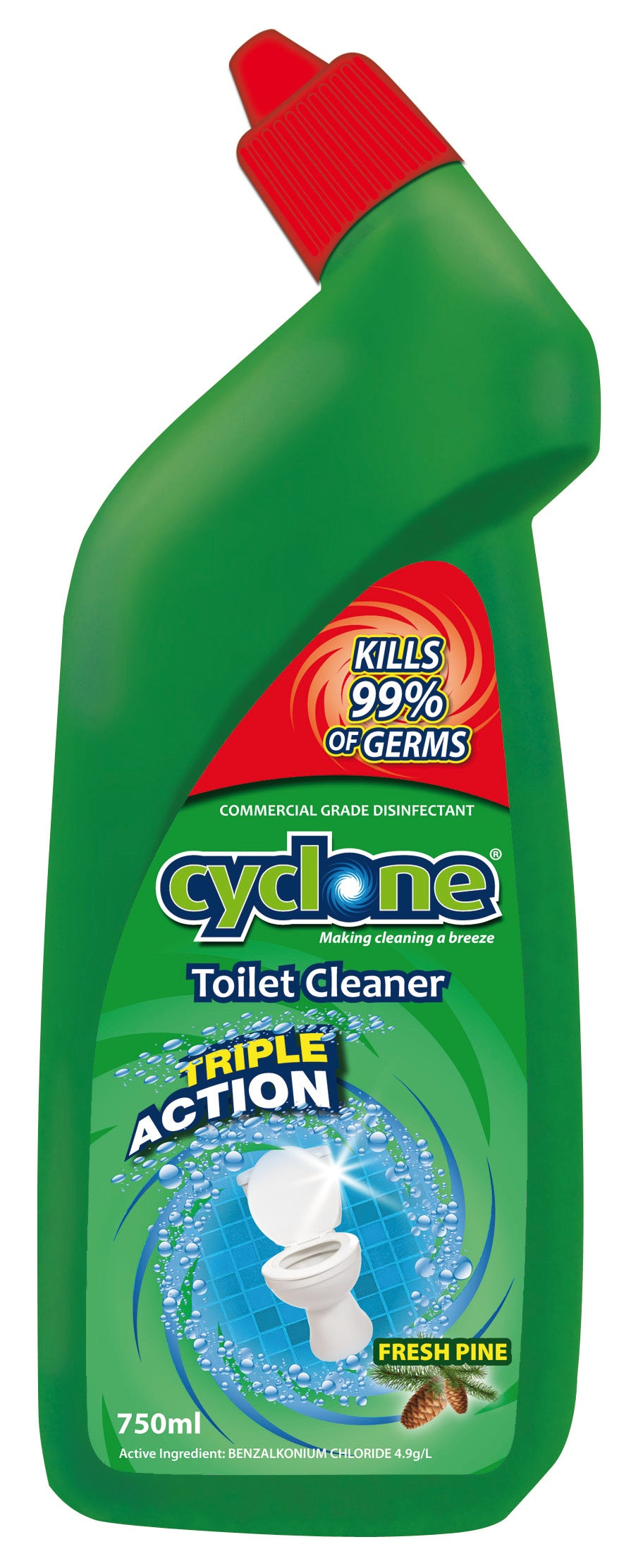 Diversey Cyclone Toilet Cleaner