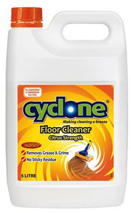 Diversey Cyclone Citrus Floor Cleaner