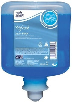 Deb Refresh Azure Foam Hand Wash