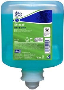 Deb Estesol Hair & Body Wash 1L