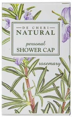Healthpak De-Cheri Natural Shower Caps