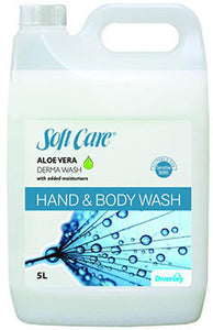 Diversey Softcare Dermawash Hand & Body Wash