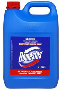 Diversey Domestos Disinfectant Bleach