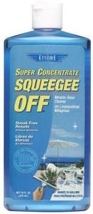 Ettore Squeegee Off Concentrated Window Cleaning Liquid