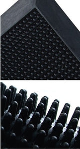 Finger Tip Rubber Mat - Anti-Fatigue Matting