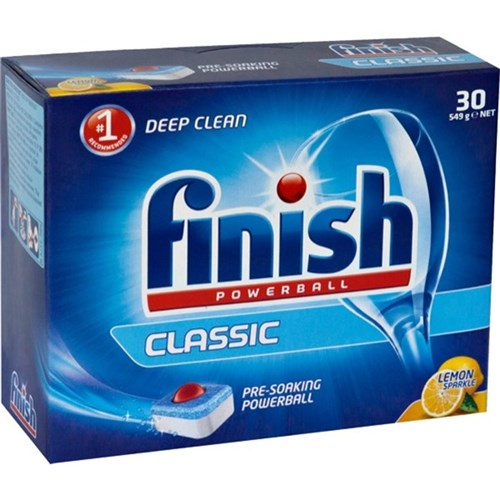 Finish Classic Powerball Dishwasher Tablets