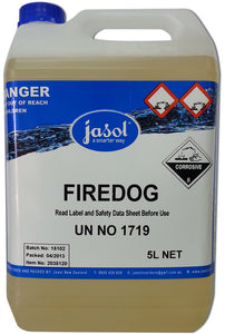Jasol Firedog Oven & Grill Cleaner