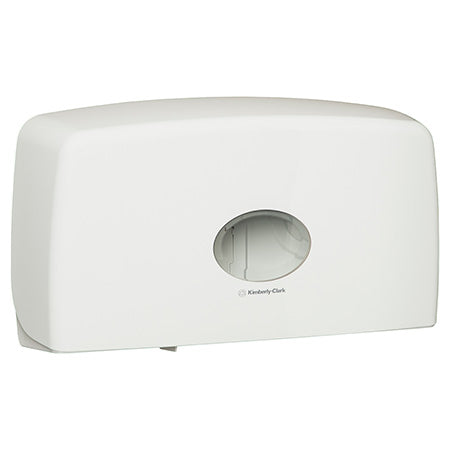Kimberly Clark Jumbo Toilet Roll Dispensers - 70260 & 70210