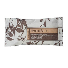 Healthpak Natural Earth Wrapped Soap