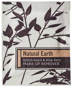 Healthpak Natural Earth Make Up Remover Towelettes