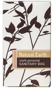 Healthpak Natural Earth Sanitary Bag