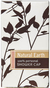 Healthpak Natural Earth Shower Caps