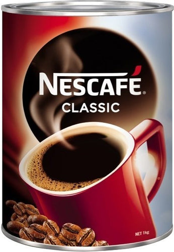 Nescafe Classic Granulated Coffee Tin
