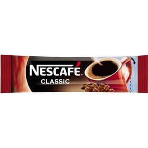 Nescafe Classic Granulated Coffee Sticks
