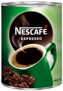 Nescafe Espresso Coffee Tin