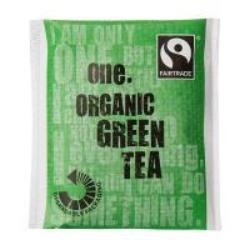 Healthpak One Fairtrade Green Tea Bags