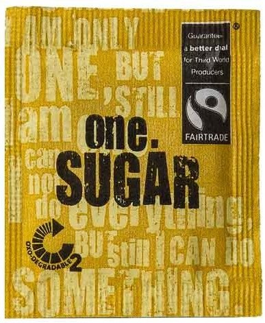 Healthpak One White Sugar Sachets