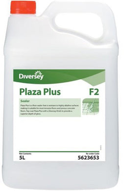 Diversey Plaza Plus Floor Sealer/Finish