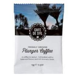 Healthpak Cafe De Sol Plunger Coffee