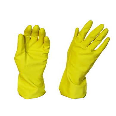 Pomona Silver Lined Rubber Gloves